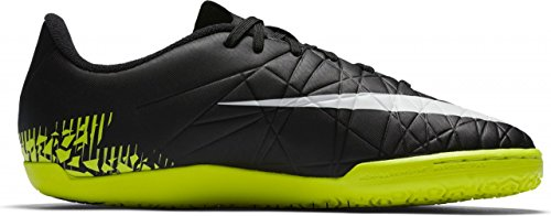 Nike Jungen 749920-017 Hallenfußballschuhe Schwarz