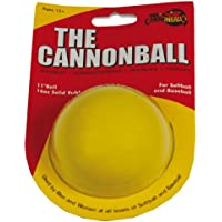 CANNONBALL - WEIGHTED TRAINING SOFTBALL by Cannonball