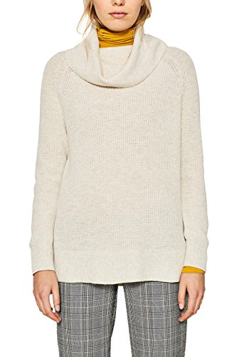 ESPRIT Damen 117EE1I012 Pullover, Grau (Ice 5 059), Medium