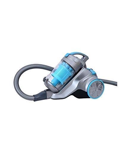 CONTINENTAL EDISON Aspirateur traîneau sans sac Silentium - 800W - 76 dB - A - Bleu
