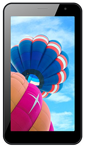 iBall D7061 Tablet (7 inch, 8GB, Wi-Fi+3G+Voice Calling), Charcoal Blue