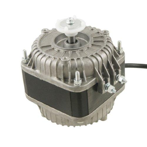sourcingmap® AC 220 V 18-75W Shaded poliger Motor für Kühlschrank-Lüfter (Ac Fan Motor)