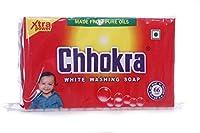 White washing soap Chhokra (6 peice) × 1 packet