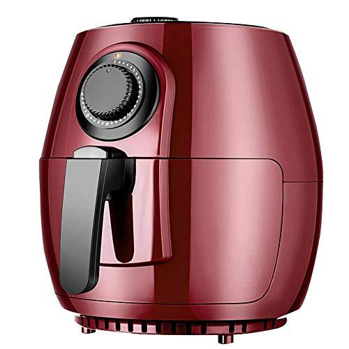 RJQIN Air Fryer, 4.0 L GroßEr Airfryer FüR Guten Geschmack Knusprige Gesunde Lebensmittel Mit Antihaft-Frittierkorb Leicht Zu Reinigen Sichere Automatische Abschaltfunktion