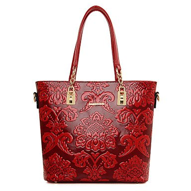 Le donne della moda Classic Crossbody Bag,Beige Beige