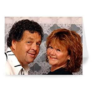 The Krankies - Greeting Card (Pack of 2) - 7x5 inch - Art247 - Standard Size - Pack Of 2