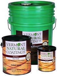 Preisvergleich Produktbild Vermont natur Beschichtungen polywhey Boden Finish-Satin-Quart