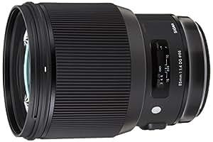 Sigma 85mm F1,4 DG HSM Art Objektiv (86 mm Filtergewinde) für Canon Objektivbajonett
