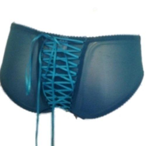 KEIA Damen Taillenslip Grün Grün Blaugrün