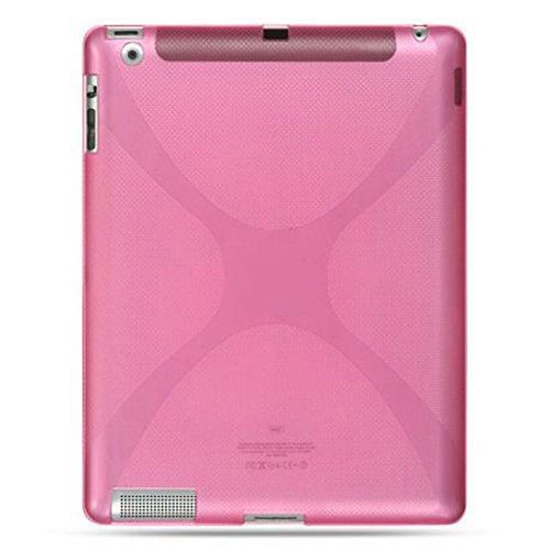 Dream IPOD:CSID2HP-X Schutzhülle für iPad 2 / iPad 3, kabellos
