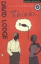 [Thinks . . .] [by: David Lodge]