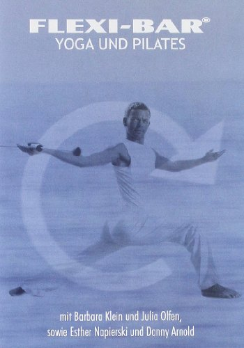 Flexi-bar: Yoga Und Pilates [DVD] (Workout Bars Ausrüstung)