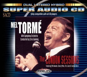 Mel Torme - London Sessions