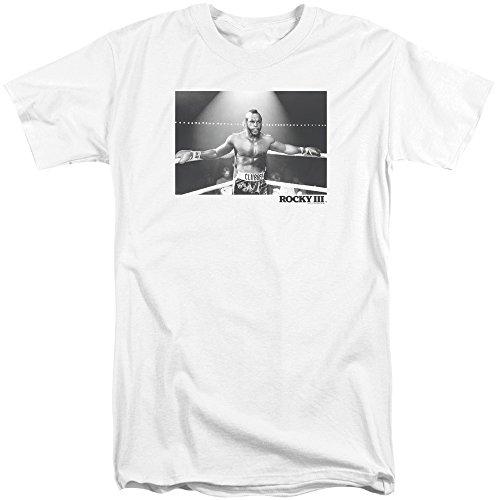 Rocky Herren T-Shirt Weiß