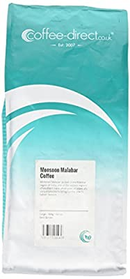 Coffee Direct Monsoon Malabar Coffee Beans 908 g