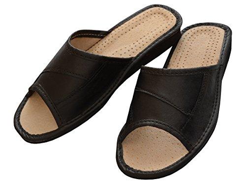 Bawal, Pantofole donna Black