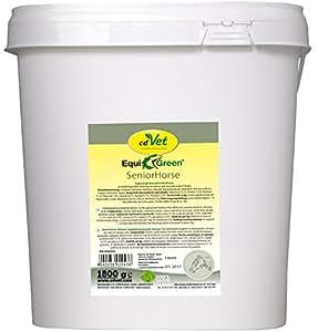 cdVet Naturprodukte - 2043 / SeniorHorse - Complément alimentaire - Chevaux âgés - 1.8 kg