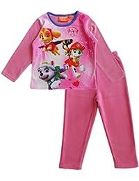 Nickelodeon Paw Patrol Kids Polar Fleece Pijamas / Ropa de dormir
