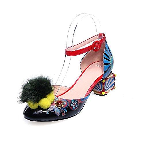 GJDE Da donna Sandali,Matrimonio Formale Serata e festa-Comoda Innovativo Club Shoes a
