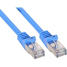 InLine SF/UTP Cat5e 7.5m 7.5m Cat5e SF/UTP (S-FTP) Azul - Cable de red (7,5 m, Cat5e, RJ-45, RJ-45, SF/UTP (S-FTP), Male connector/Male connector)