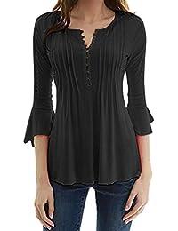 Camisetas Amazon es Blusas Y Ropa Tops Camisas Blusas UZ8ZnT