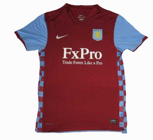 Aston Villa Maglia Home 2010/11 Nike Size M