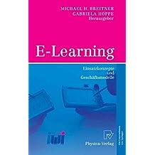 E-Learning: Einsatzkonzepte und Geschäftsmodelle