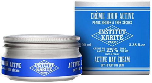 Institut Karité Belebende Tagescreme für trockene bis sehr trockene Haut 100 ml