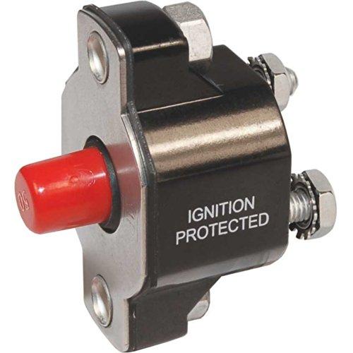 Blue Sea Medium Duty Push Button reset-only -