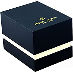 Reef Tiger Dress Black Packaging Case Gift Box For Watch