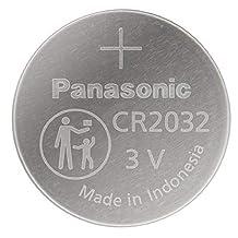 Panasonic CR-2032EL/6BP Lityum Pil 3 Volt 220 mAh