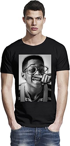 Steve Urkel Blows Coke Cocaine Geek Hype Raw Edge T-shirt Large