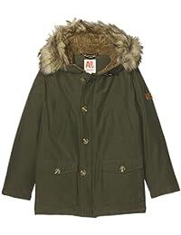 O&A Boy's Nylon Waterproof Jacket