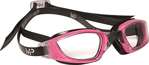 MP Michael Phelps Damen Schwimmbrille rosa Einheitsgröße