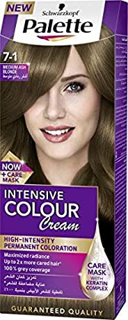 Schwarzkopf Palette Intensive Color Creme 7-1 Cool Middle Blonde
