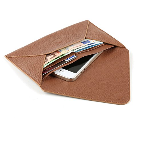 otto-genuine-leather-wallet-multiple-slots-money-id-cards-smartphone-unisex-light-brown