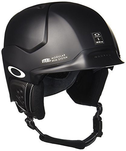 Oakley MOD5 Ski Helm, Matte Black, S