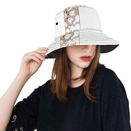 Perfrct Cartoon Englisch Brief L Sommer Unisex Angeln Sun Top Eimer Hüte Für Kid Teens Frauen Und Männer Mit Packable Fisherman Cap Für Outdoor Baseball Sport Picknick