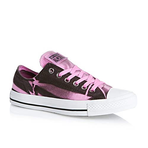 Converse All Star Ox Femme Baskets Mode Rose PINK | MULTI