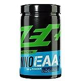 ZEC+ AMINO EAA Formula Plus | essentielle Aminosäuren für den Muskel- und Gewebeaufbau | 8 EAAs in Reinform | schnelle Aufnahme im Körper | 500g Geschmack EISBONBON