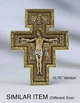 Renaissance Collection Joseph 's Studio von Römischen Exclusive San Damiano Kreuz, 17.75-inch
