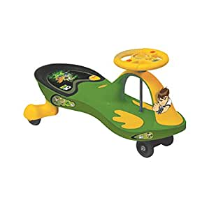 ToyZone Ben 10 Ride on Musical Car
