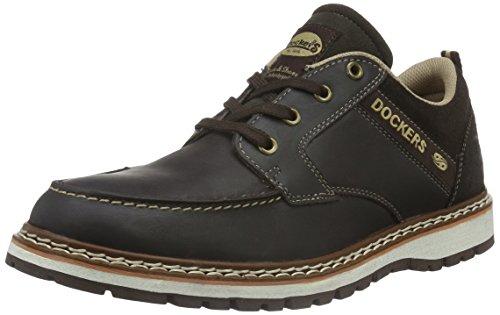 dockers-by-gerli-herren-39cl011-112360-sneakers-schwarz-schoko-360-43-eu