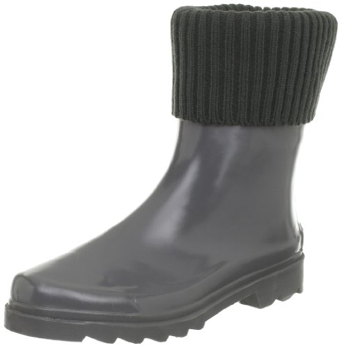BE ONLY DEMI BOTTE BOOTSOCKS MARINE, Stivali donna, Grigio chiaro (Gris clair), 38