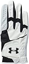 Under Armour Golf coolswitch Guante de golf, color blanco y negro