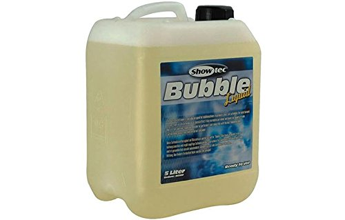 Showtec Liquido Burbujas sin diluir