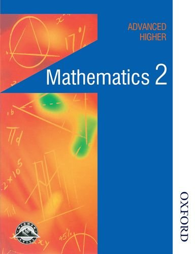 Maths in Action - Higher Mathematics 2nd edition
