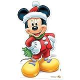 Star Cutouts - Peluca para disfraz de adulto Mickey Mouse (SC603)