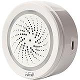 Adanse Tuya Smart Life app voor temperatuurvochtigheid, alarmsensor, wifi, werkt met Echo Alexa Home IFTTT