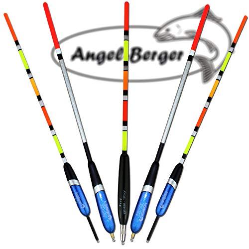 Angel-Berger Waggler Sortiment 5 Stück Pose Friedfischpose